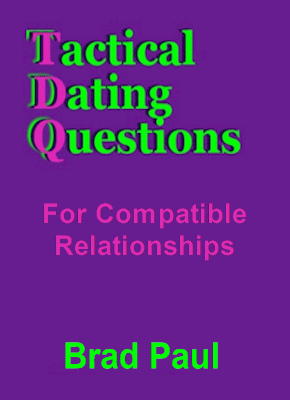 Tactical Dating Questions book cover